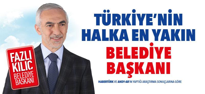 Türkiye'nin Halka En Yakın Belediye Başkanı