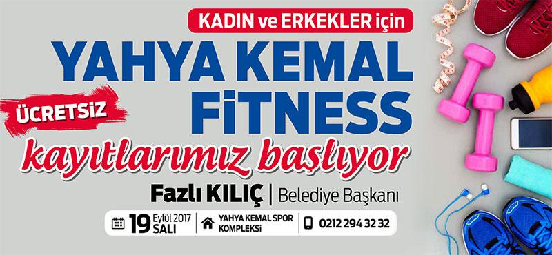 Yahya Kemal Fitness