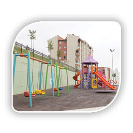 Hamidiye Mahallesi Sevgi Sokak Parkı