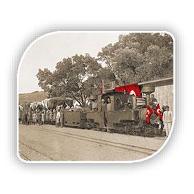 Tarihi Demiryolu Kitap Lansmanı