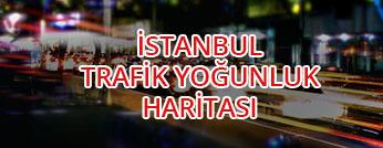 İstanbul Trafik Yoğunluk Haritası