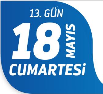 13. GÜN