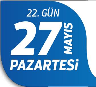 22. GÜN