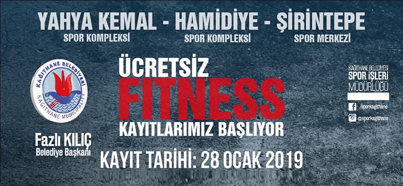 Yahya Kemal - Hamidiye - Şirintepe Fitness