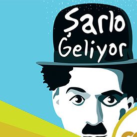 ŞARLO GELİYOR