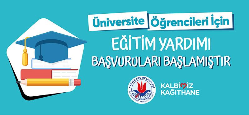 Üniversite Öğrencilerine Eğitim Yardımı