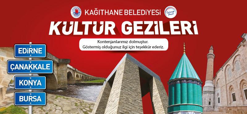 Kültür Gezileri