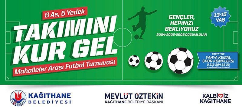 Mahalleler Arası Futbol Turnuvası