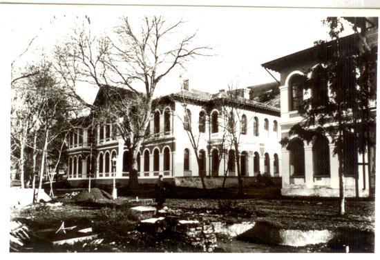 Atiye Sultan Sarayı (Küçük Zabit Mektebi)