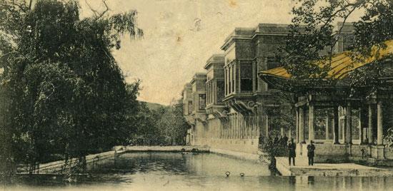 Çaglayan Sarayı (III. Sadabad Sarayı)