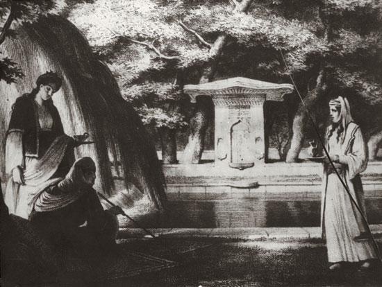Çeşme-i Nur (III. Ahmed Çeşmesi)