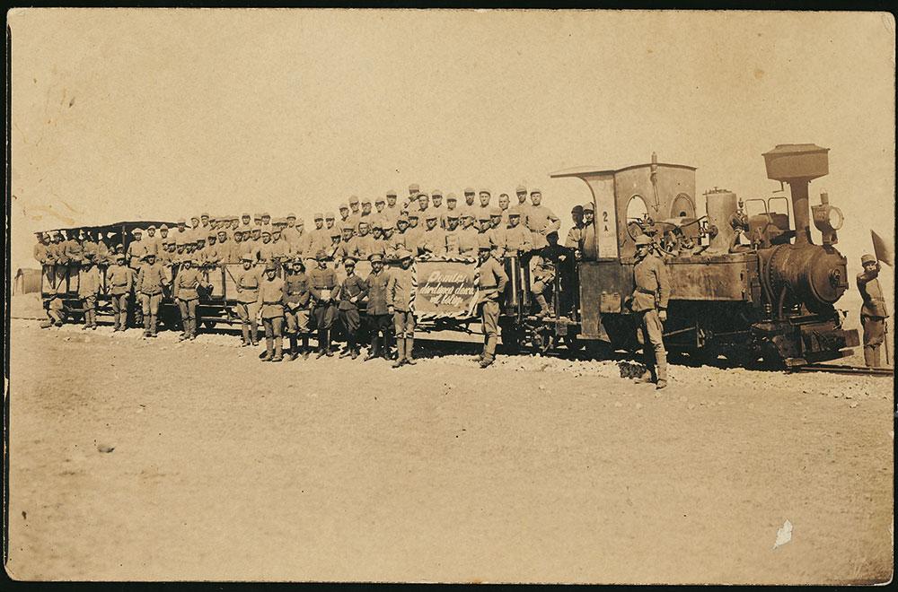 Kağıthane Demiryolu Dekovil Bölüğü