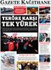2016 Gazete Kağıthane Aralık Sayısı Çıktı