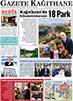 2017 Gazete Kağıthane Aralık Sayısı Çıktı