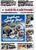 2018 Gazete Kağıthane Ekim Sayısı Çıktı