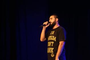 KAĞITHANE'DE  RAP RÜZGARI