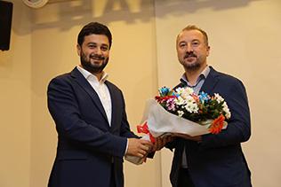 DR. ÖZTABAK'TAN PSİKOLOJİ ÜZERİNE SEMİNER