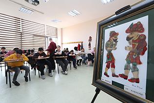 MİNİK 'HAYALİ'LER KAĞITHANE'DE YETİŞİYOR