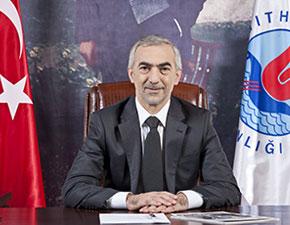 Kağıthane Belediye Başkanı Fazlı Kılıç, kurum içi ziyaretleri yapıyor