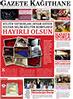 2016 Gazete Kağıthane Kasım Sayısı Çıktı