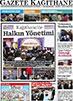 2016 Gazete Kağıthane Mart Sayısı Çıktı