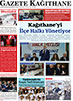 2017 Gazete Kağıthane Mart Sayısı Çıktı