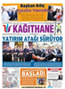 2013 Gazete Kağıthane Mayıs Sayısı Çıktı
