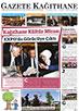 2016 Gazete Kağıthane Mayıs Sayısı Çıktı