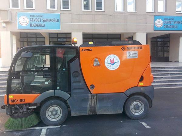 hafriyat kamyon şöförü arayanlar istanbul