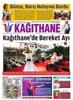 2013 Gazete Kağıthane Temmuz Sayısı Çıktı